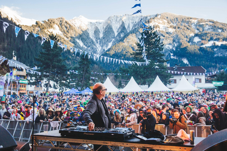 Arctic Disco At Snowbombing - MOUNTAINS