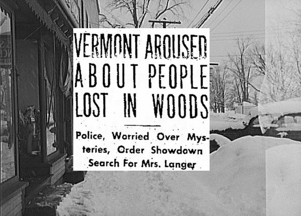 Bennington Triangle - Missing People