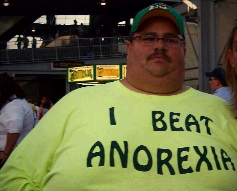 Booze Labels - Fat Guy