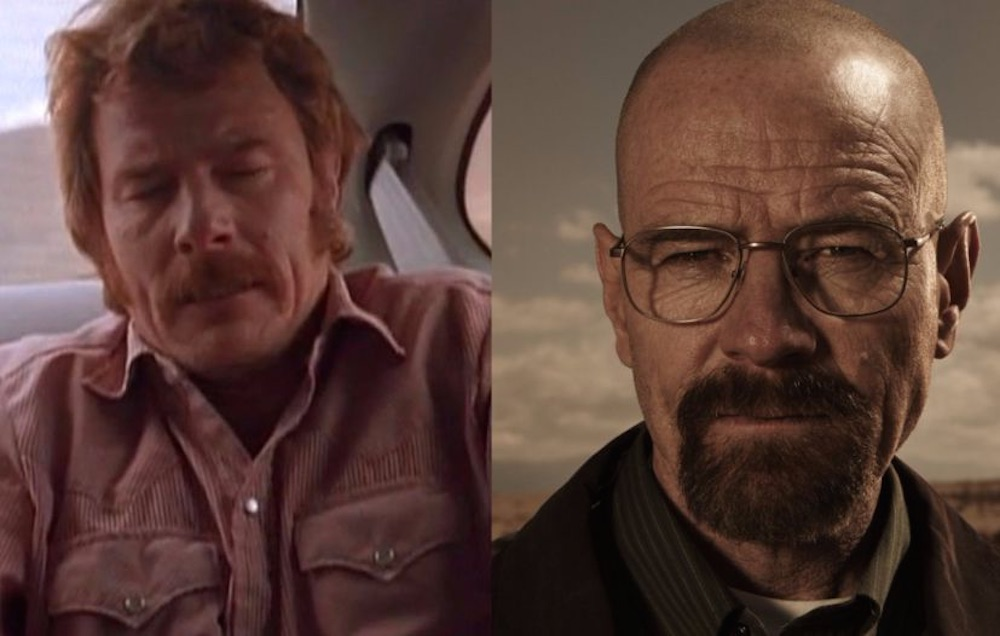 Breaking Bad X Files Connection