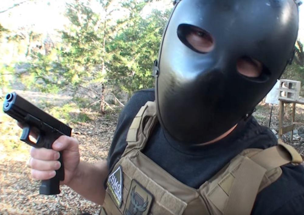 Bulletproof Mask