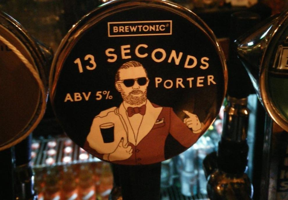Conor McGregor Own Beer