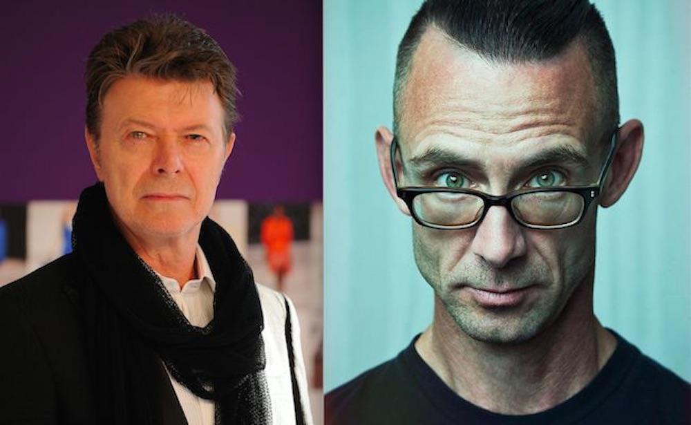 David Bowie Chuck Palahniuk