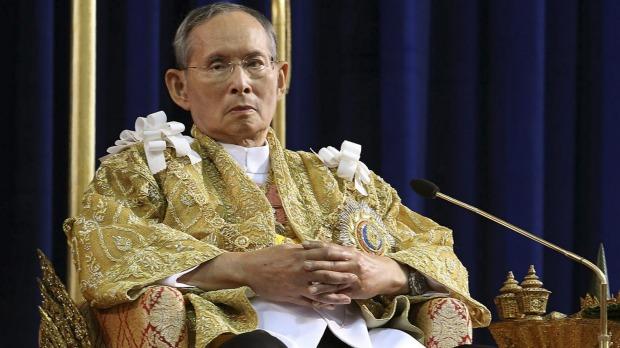 Death List - Bhumibol Adulyadej