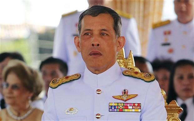 Death List - Vajiralongkorn