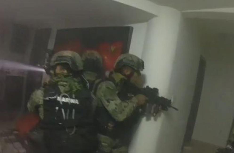 El Chapo Raid