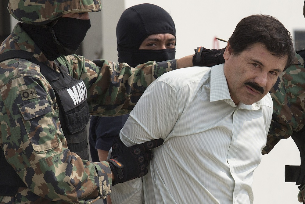 El Chapo Recaptured