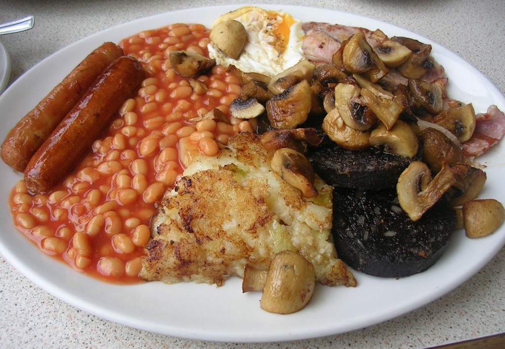 English Fry Up