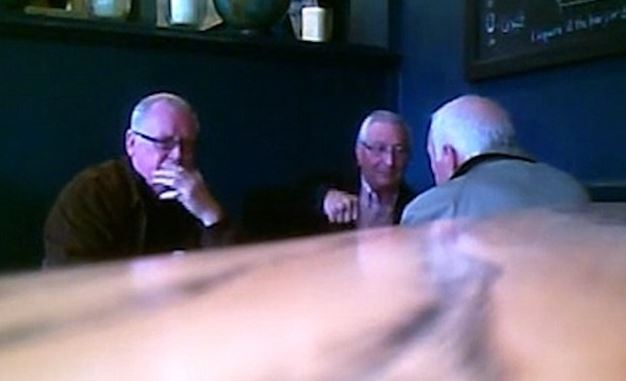 Here S The Moment Police Caught Hatton Garden Heist Gang