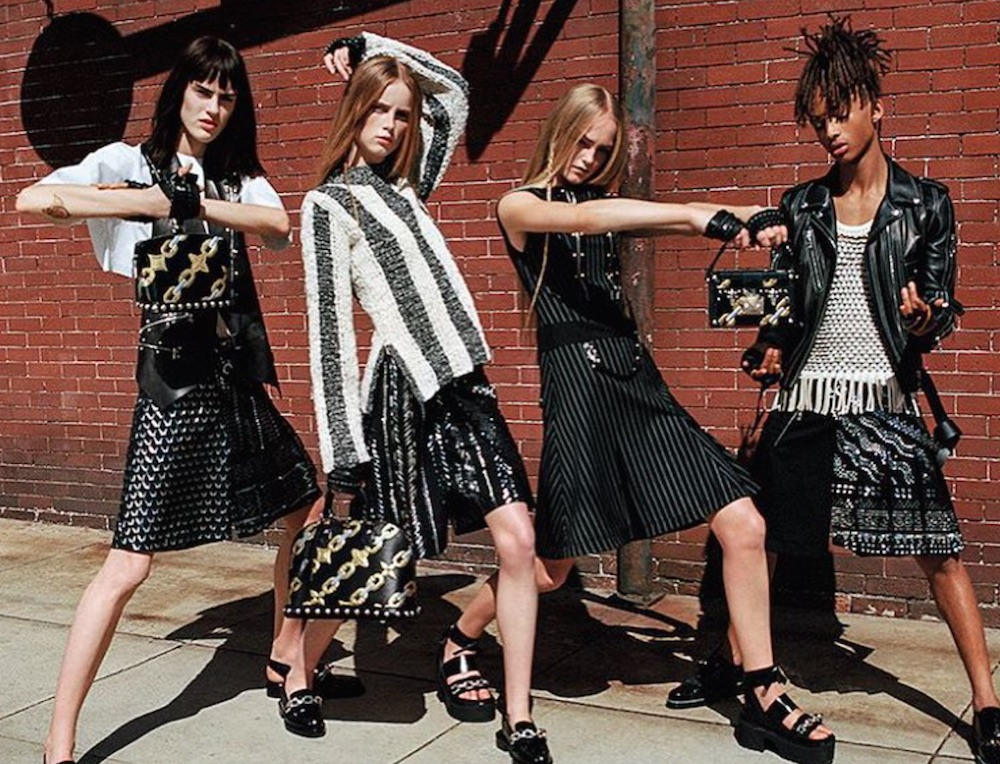 Jaden Smith Louis Vouitton