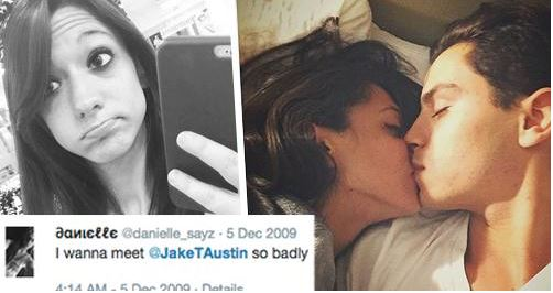 Jake austin dating stalker
