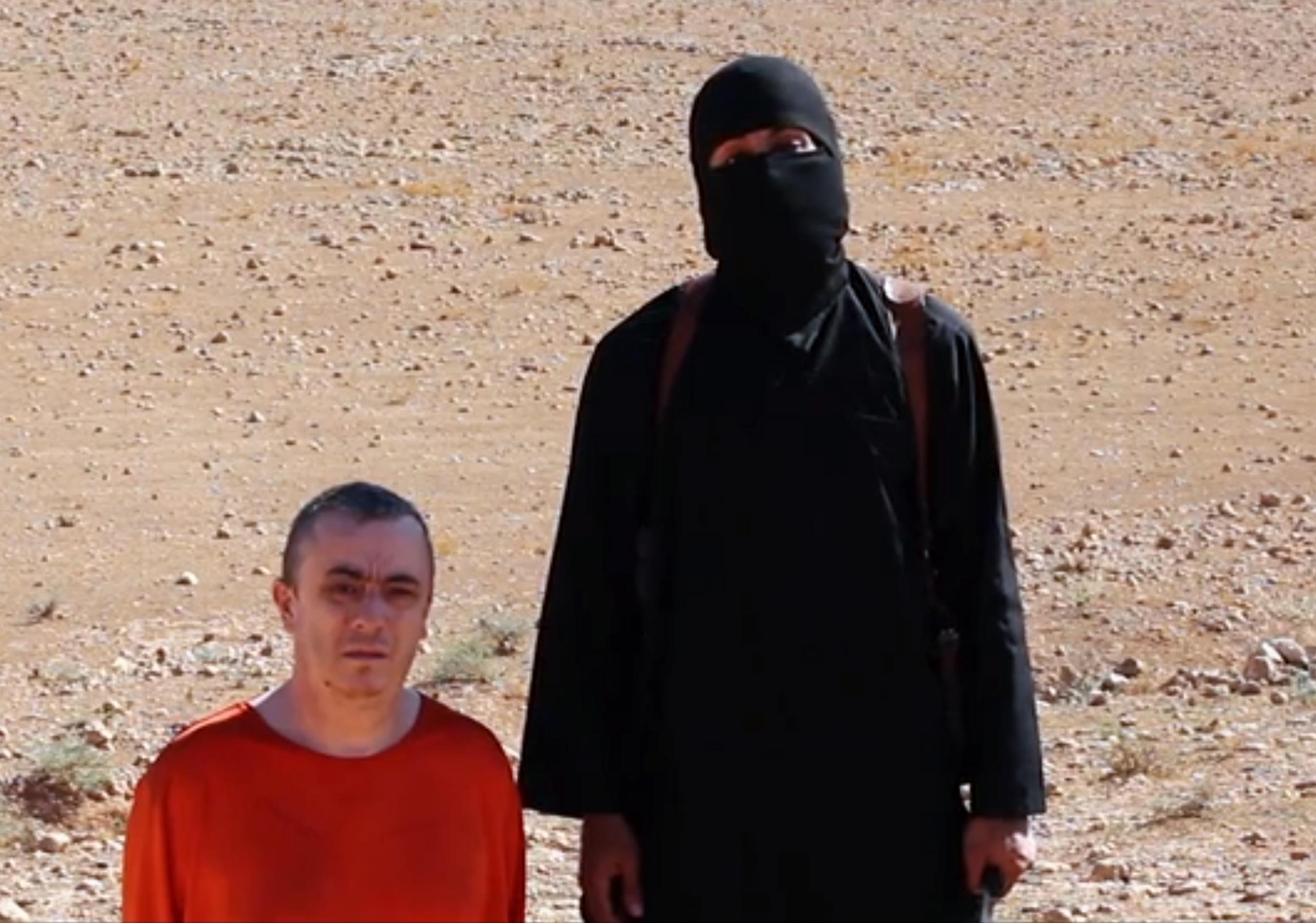 Islamic State-Henning