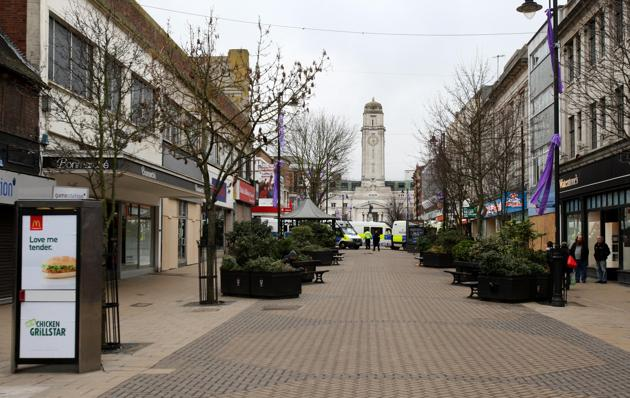 Luton City Centre