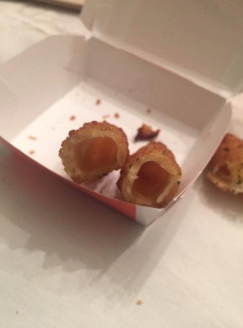 McDonald's Mozzarrella Sticks 5