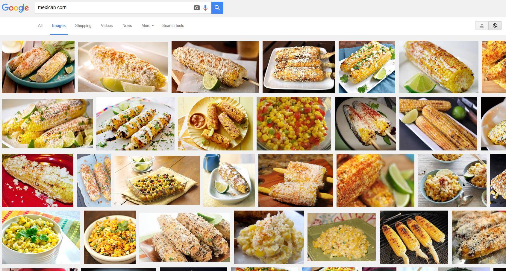 Mexican Corn Google Search