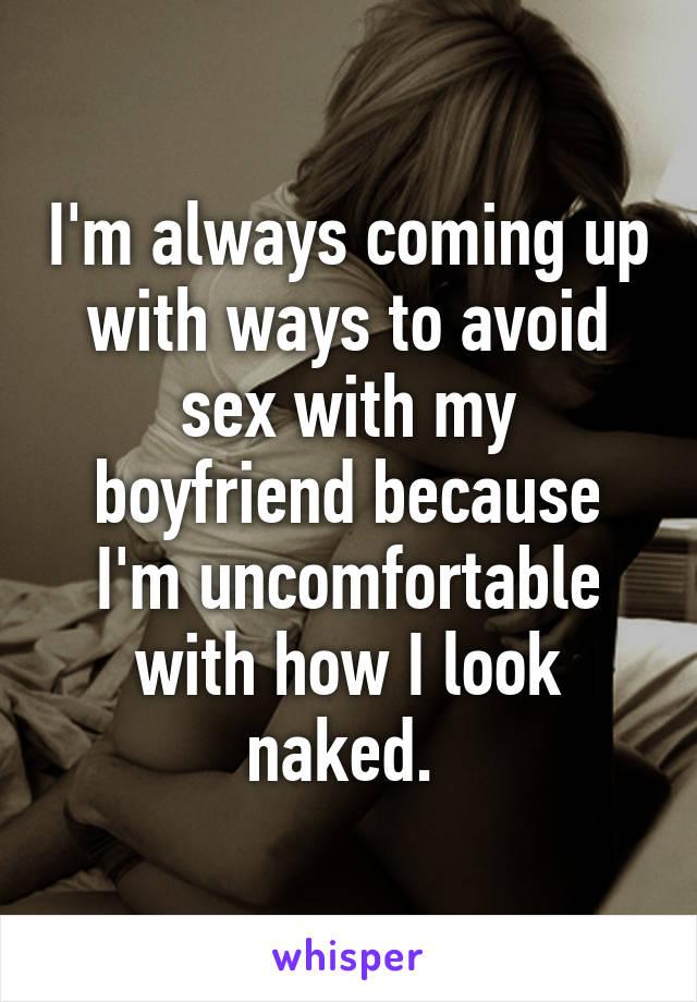 Not Having Sex 10