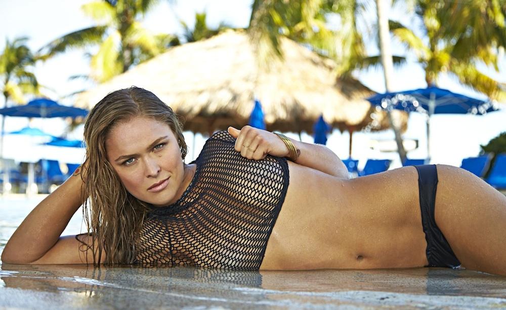 Ronda Rousey Swimsuit