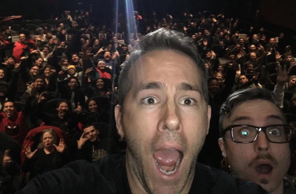 Ryan Reynolds Deadpool Movie