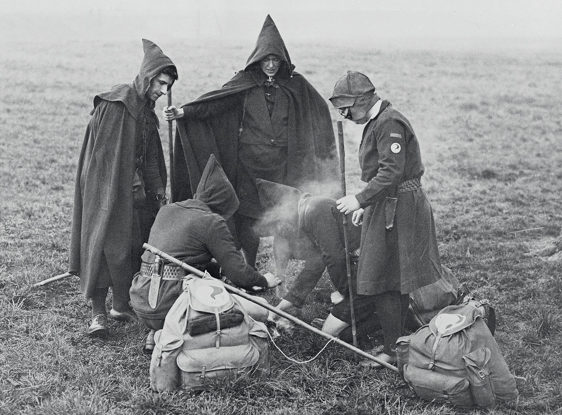 The Other KKK - Cooking