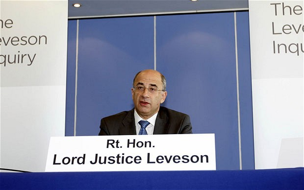 The Sun - Lies And Bollocks - Leveson enquiry