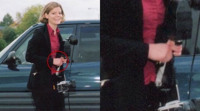 Theresa Halbach's Keys