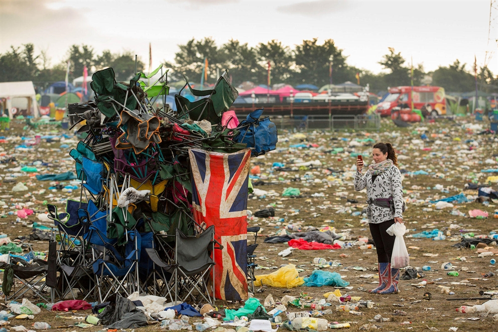 Things You Only Do Once - Reading Festival