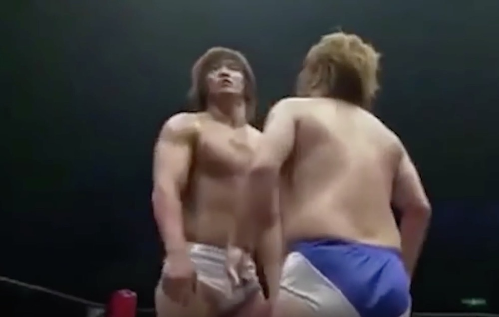 Weirdest Wrestling Exchange