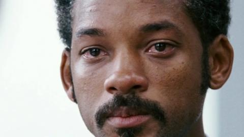 Will Smith Crying