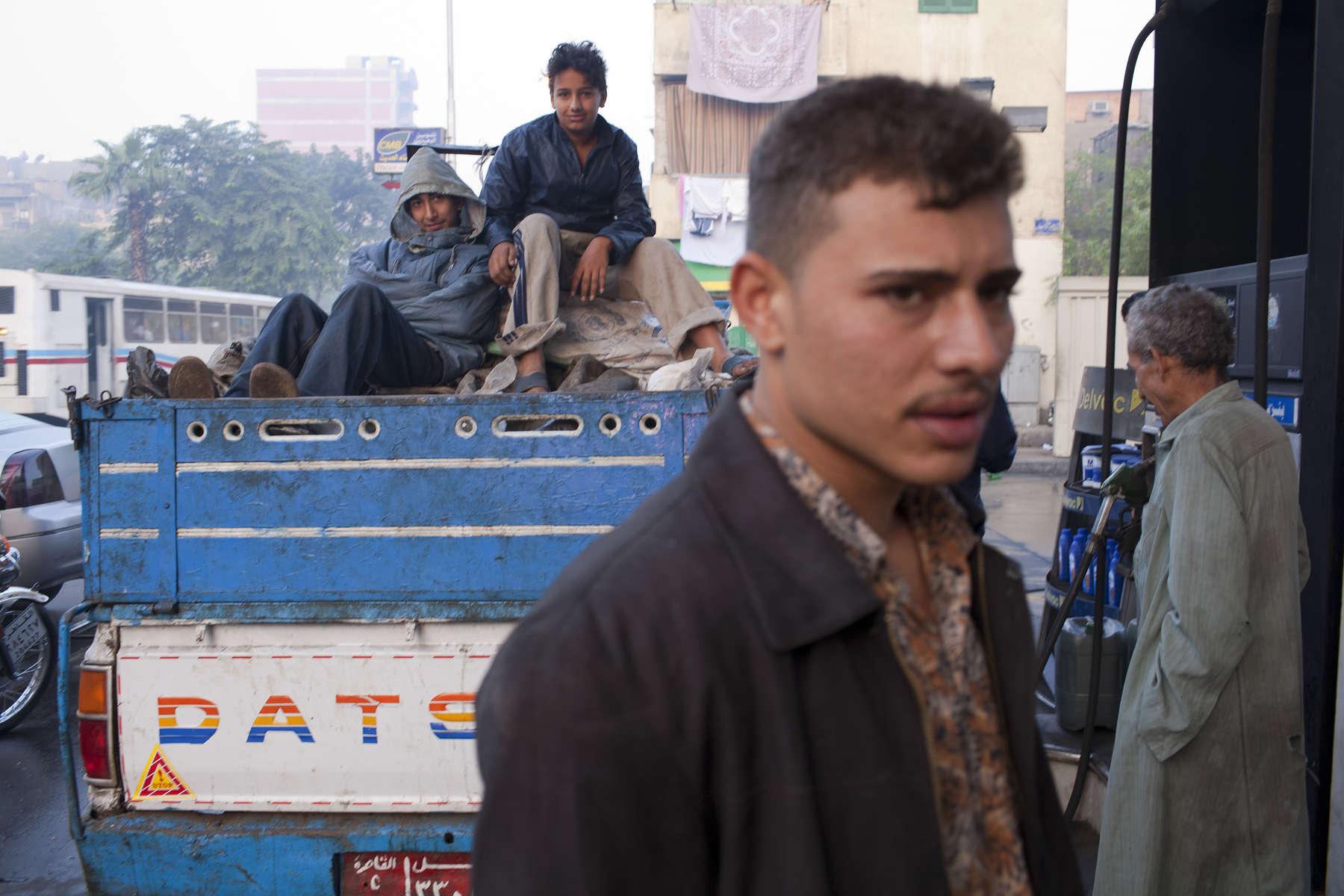 Zabaleen of Moqqatam - A Hard Life