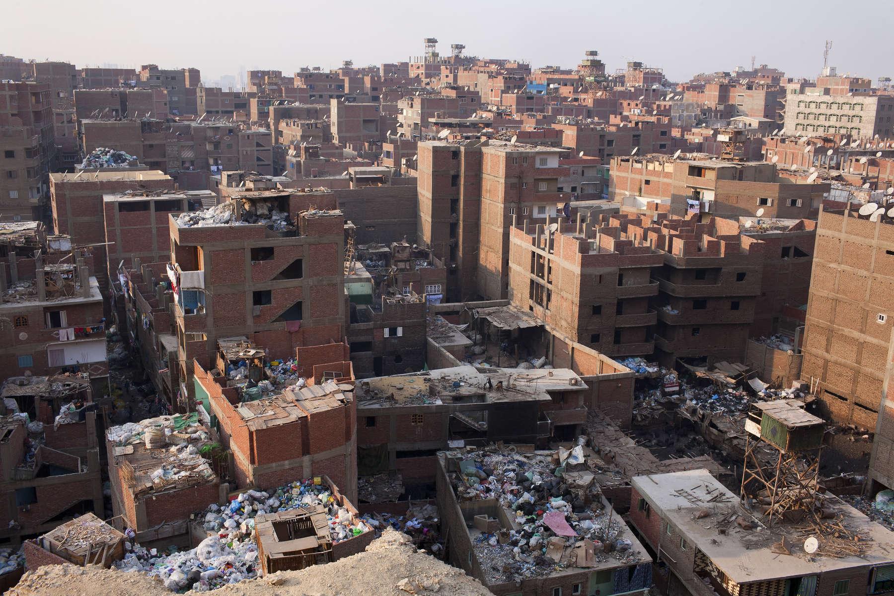 Zabaleen of Moqqatam - Cityscape