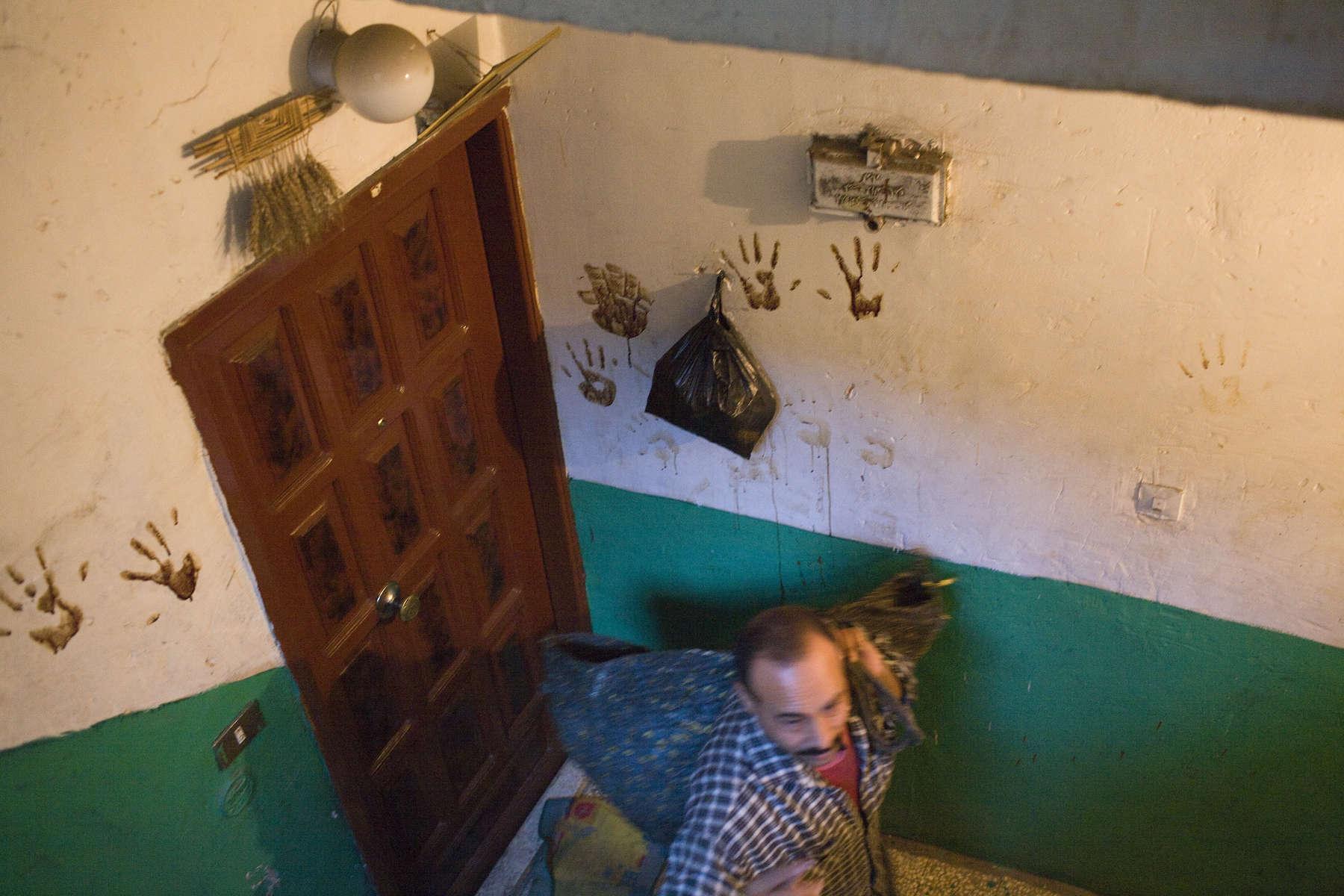 Zabaleen of Moqqatam - Home