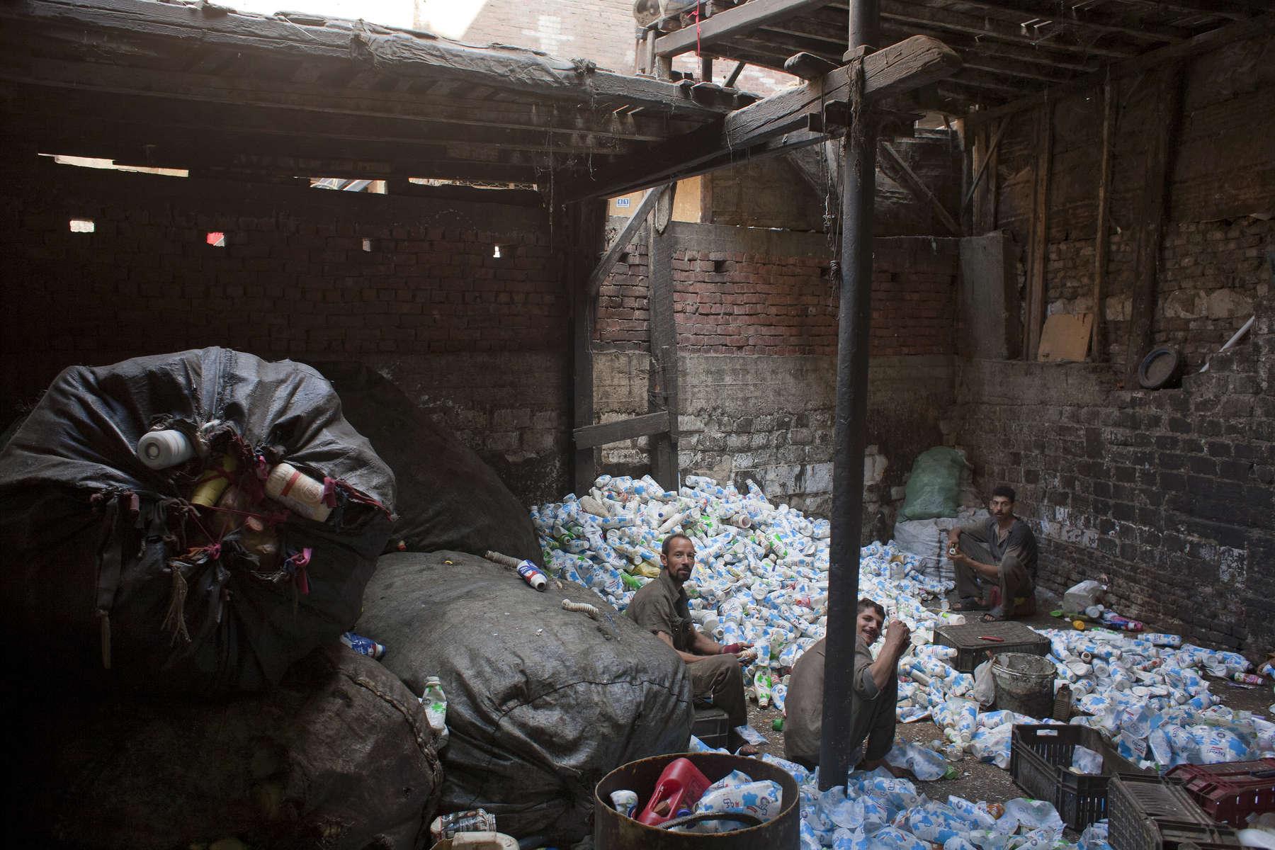 Zabaleen of Moqqatam - Recycler