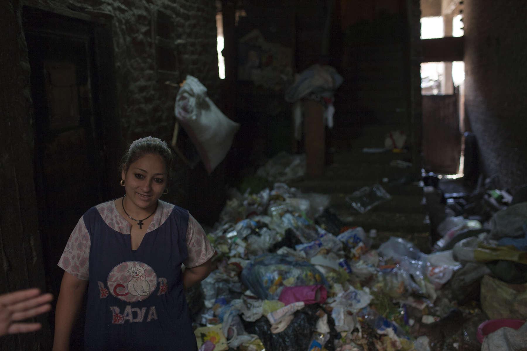 Zabaleen of Moqqatam - Womans Work