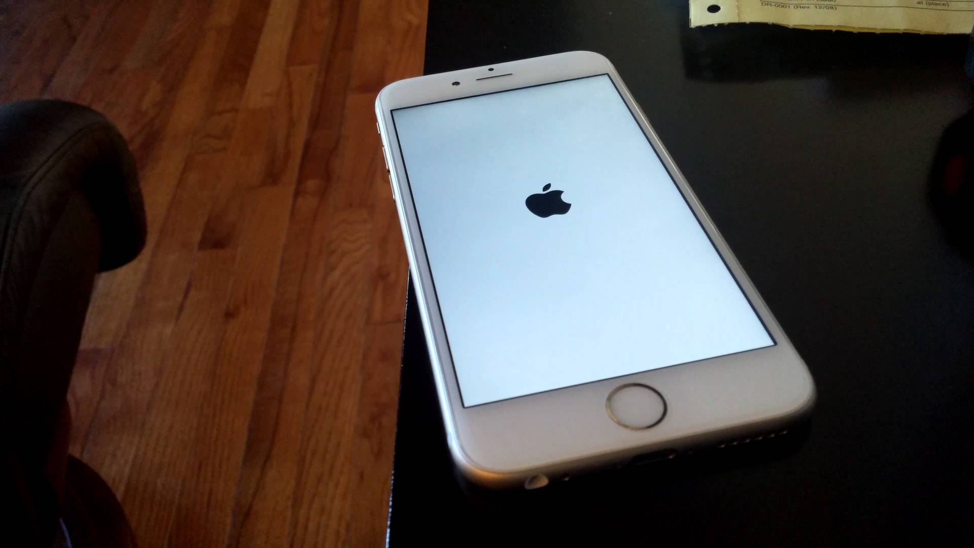 iPhone Crash