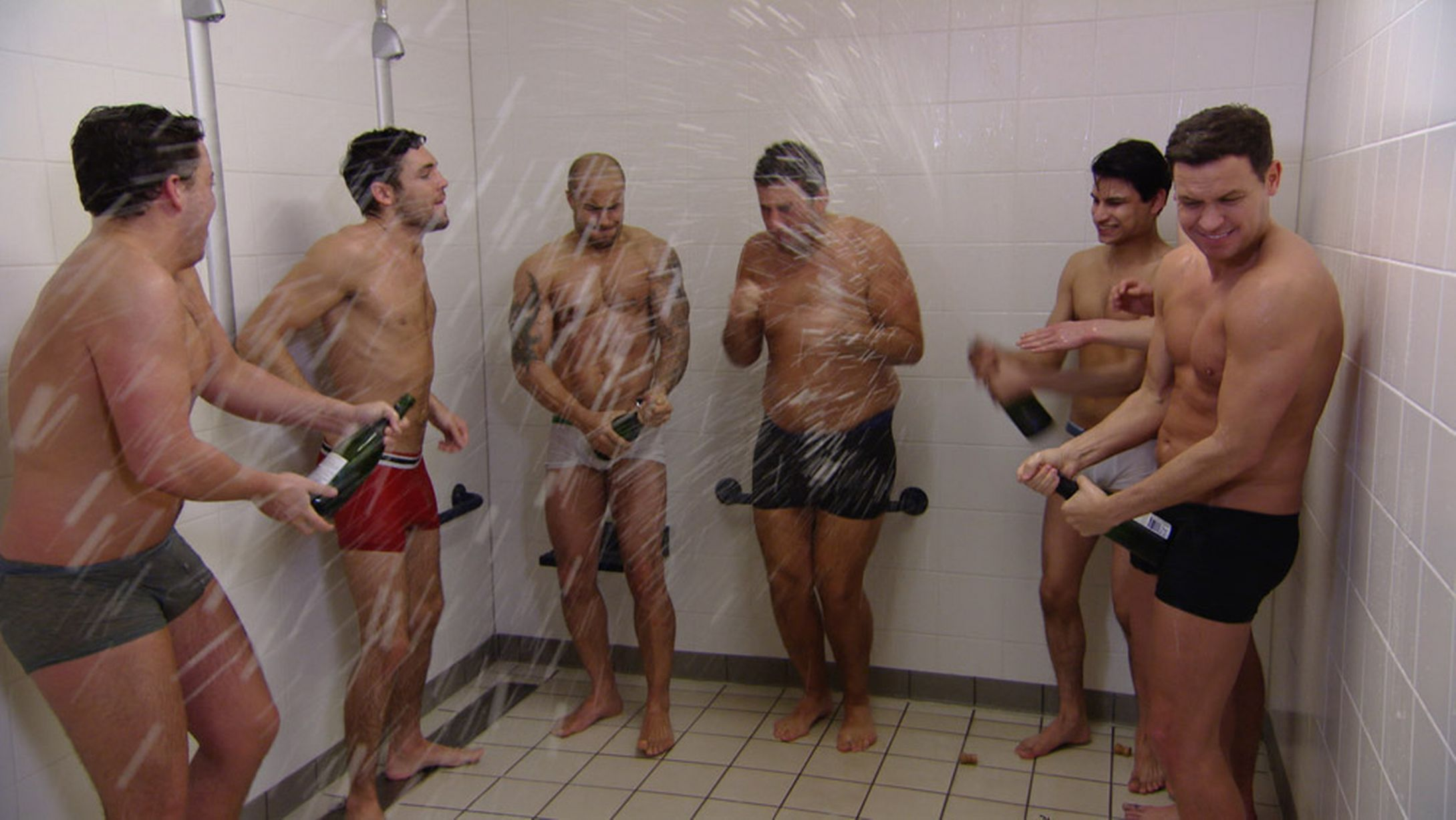 from Robin gay men showers