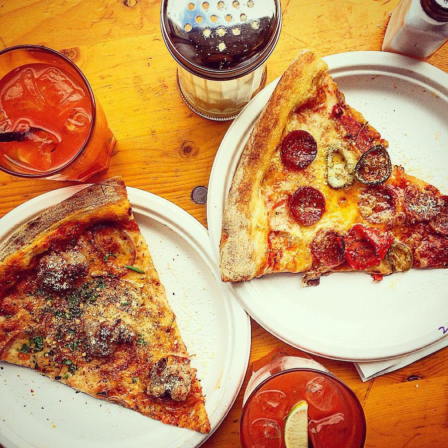 Voodoo Rays Pizza