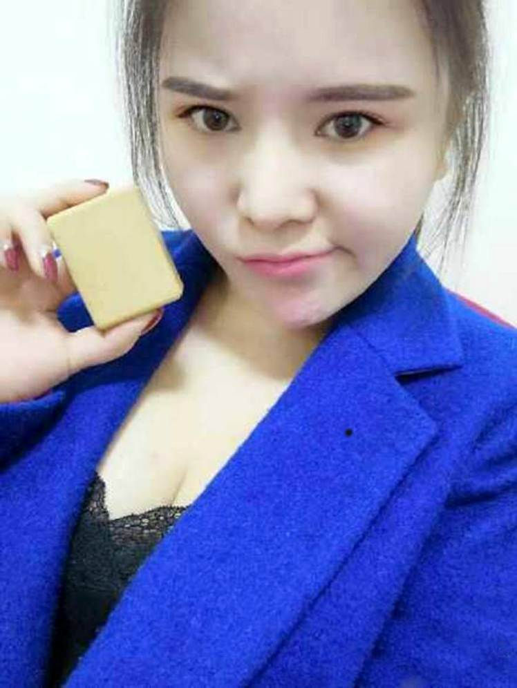 "Pic shows: Current pictures of Xiaoxiao. A girl who gave herself a stunning new look with a liposuction has sent the ex boyfriend who dumped her for being too large a bar of soap made from her own fat. The woman also accompanied the soap with pictures of her new look, and then share them online as well where she was voted as ""hot"" and ""cute"" by fellow netizens. She said that the soap was for the ex-boyfriend who dumped her because she was too fat, and had called her names, which had forced to undergo liposuction. Identified only by her online nickname Xiaoxiao, the woman posted pictures on her personal social media account on popular microblogging website Sina Weibo, showing herself holding the bar of soap made from her fat. In a caption accompanying the photo, Xiaoxiao claimed the soap was one of several made after the successful liposuction operation. She said that as well as her ex-boyfriend she also plan to send them to his family as gifts during the upcoming Chinese New Year celebrations to show him what he was missing. The incredible scenes of revenge on social media soon made their way into mainstream media, which is now calling the soap saga Xiaoxiaoís ""ultimate form of revenge"" for being a victim of so-called ""fat shaming"". Xiaoxiaoís message to her ex also said he should use the soap to wash his mouth after he apparently said some nasty words to her about her physique before their break-up. Even netizens who felt the idea of making soap from human fat was disgusting could not help but applaud Xiaoxiaoís well-publicised ""victory"" over her ex. (ends)"