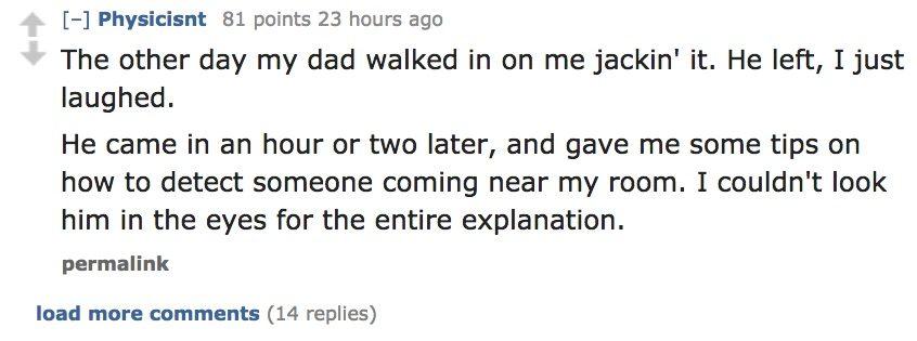 Awkard Conversations Parents 10
