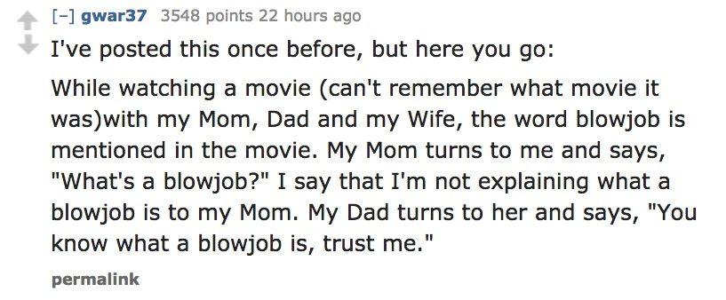 Awkard Conversations Parents 8