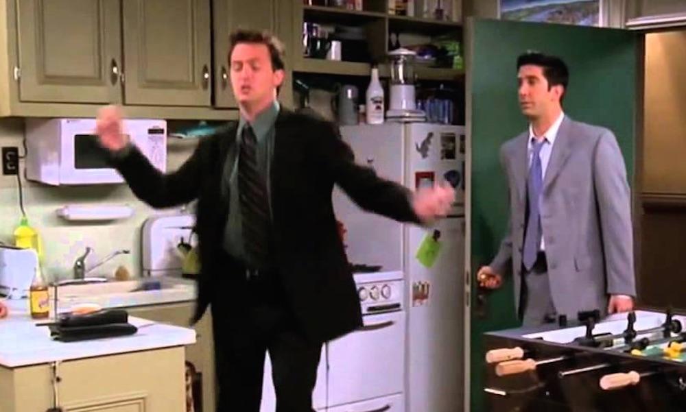 Chandler Bing Hotline Bling