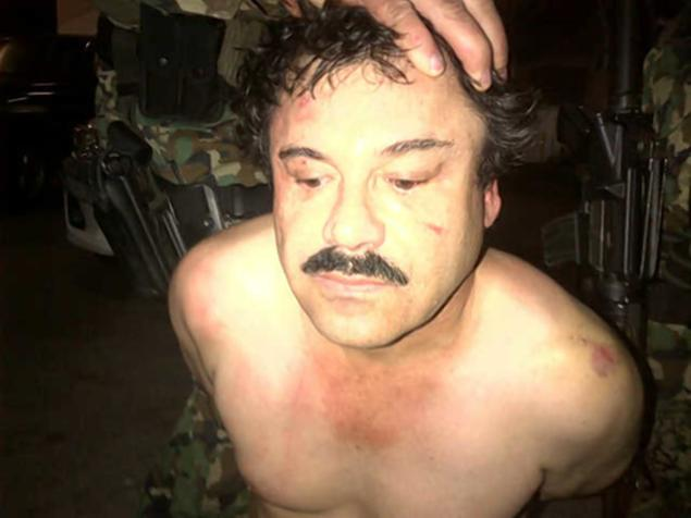 El Chapo Injured