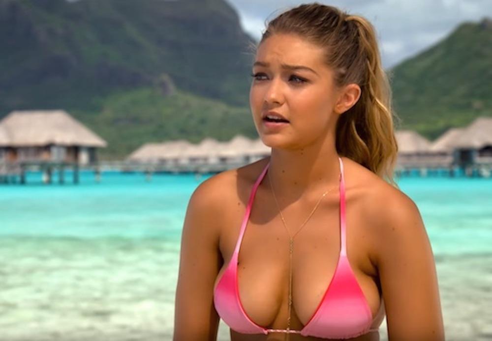 Gigi Hadid Swimsuit