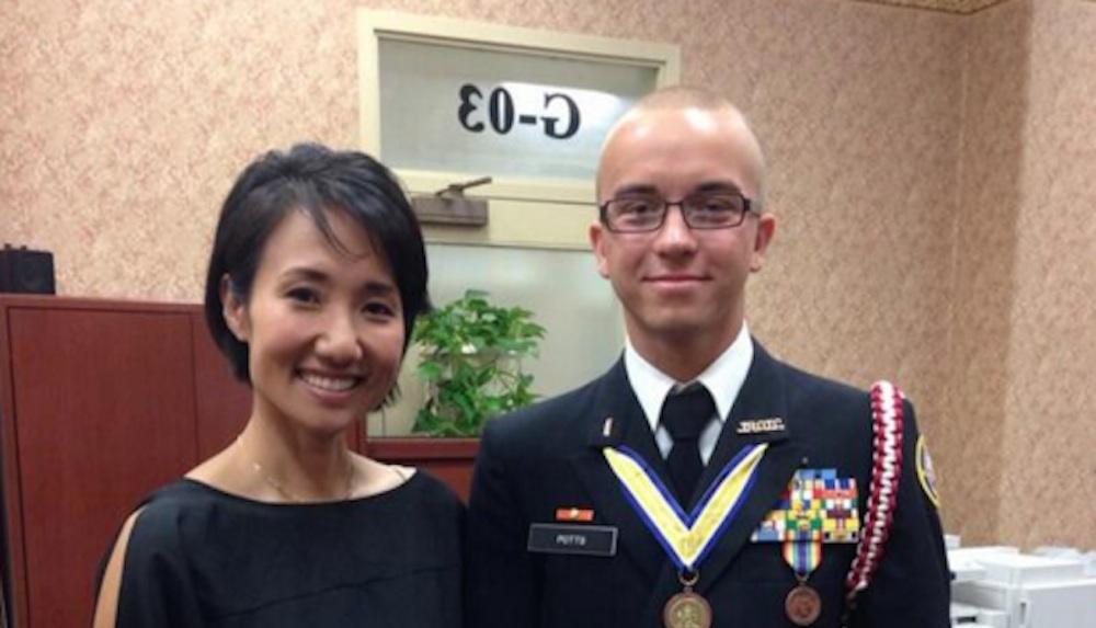 High School Honours Student Ukrainian Man