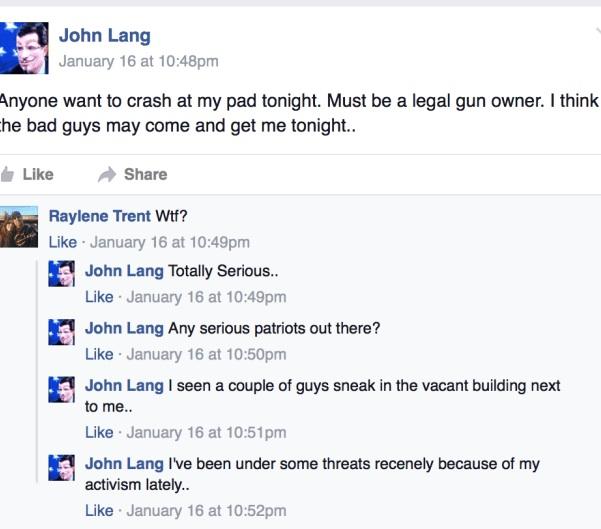 John Lang Facebook 2