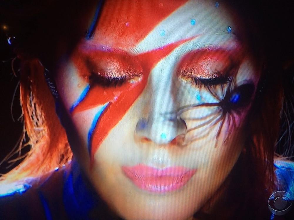 Lady Gaga David Bowie Grammys