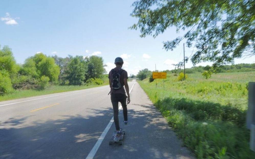 Longboarding LA To NY Featured