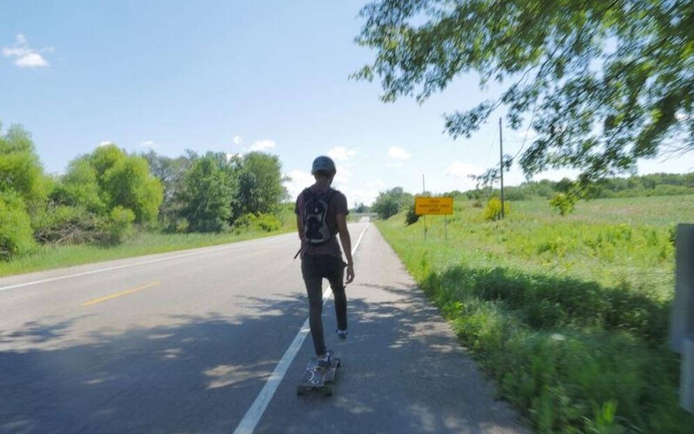 Longboarding LA To NY Featured