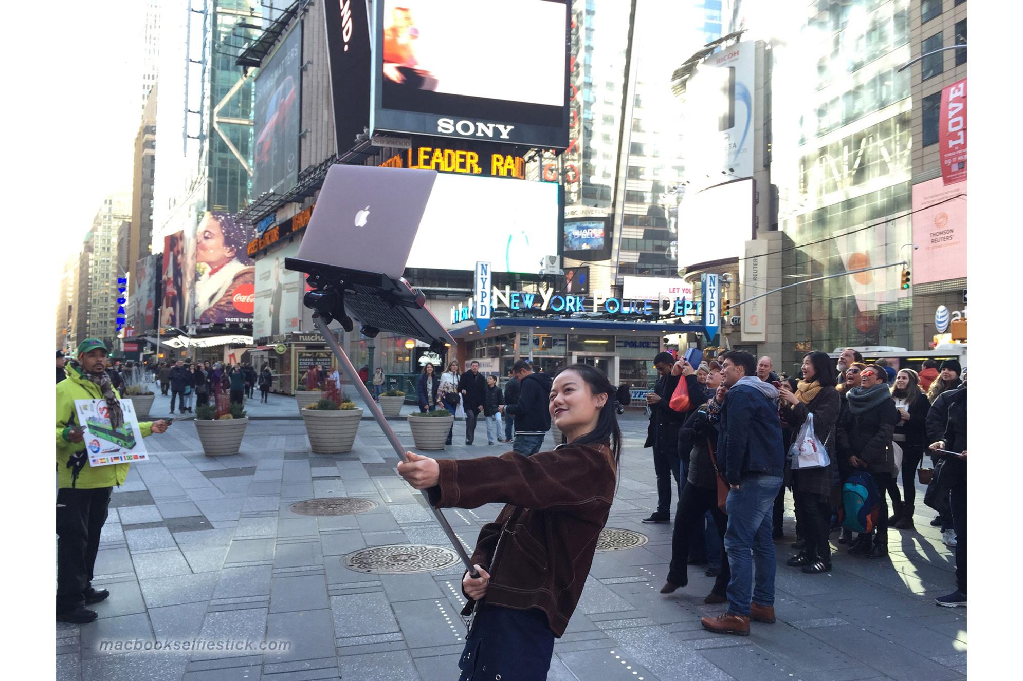 MacBook Selfie Stick 12