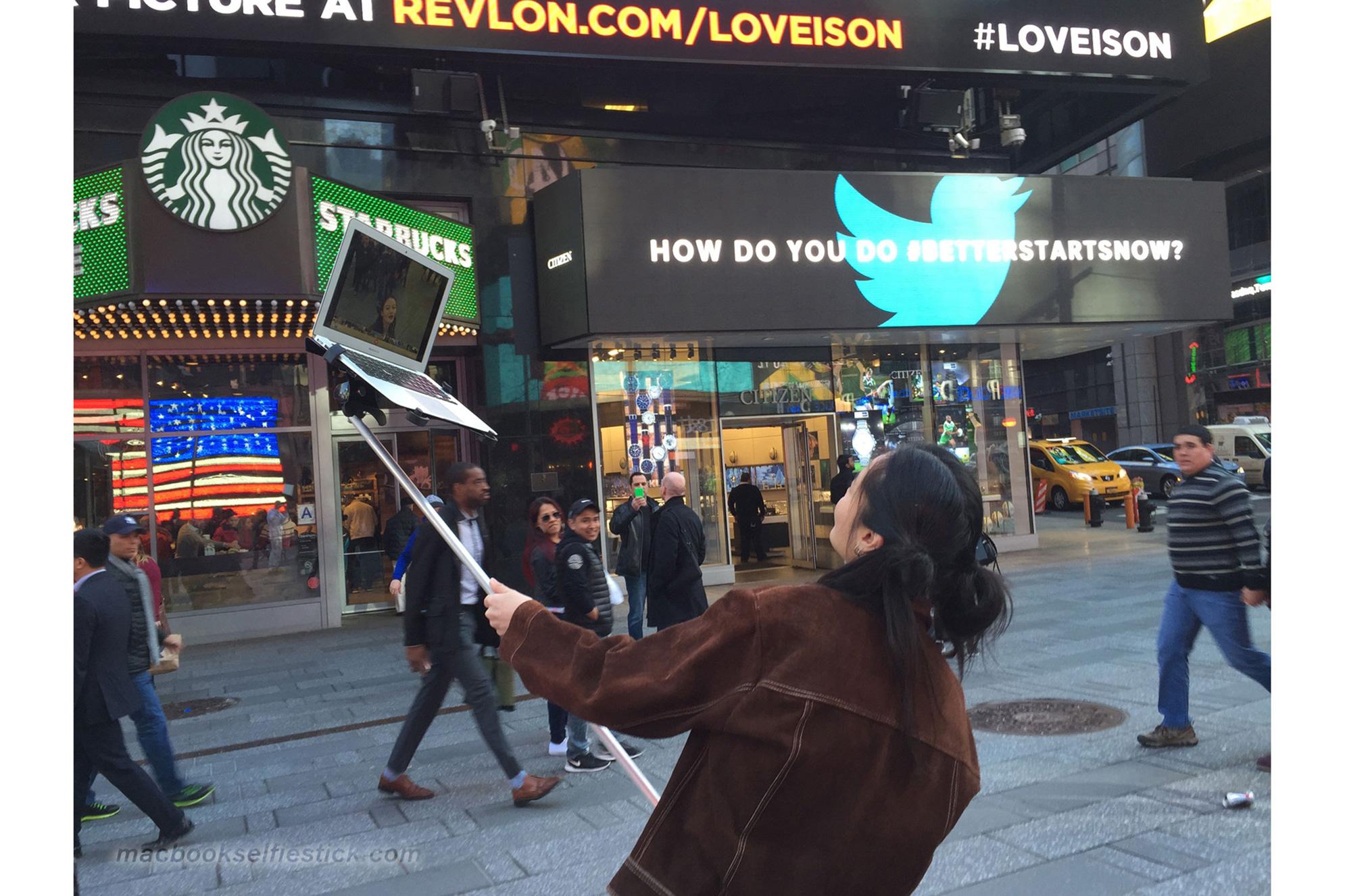 MacBook Selfie Stick 13