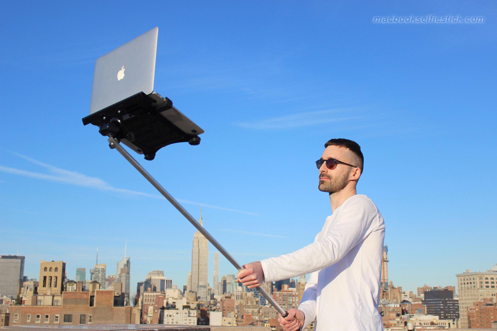 MacBook Selfie Stick 21